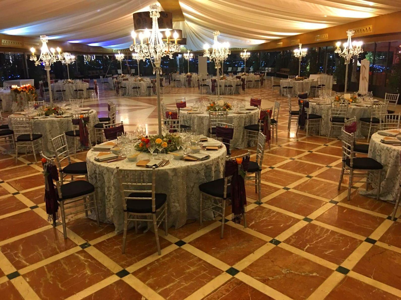 Foto 81 de Alquiler de sillas, mesas y menaje en  | Mantelería & Menaje