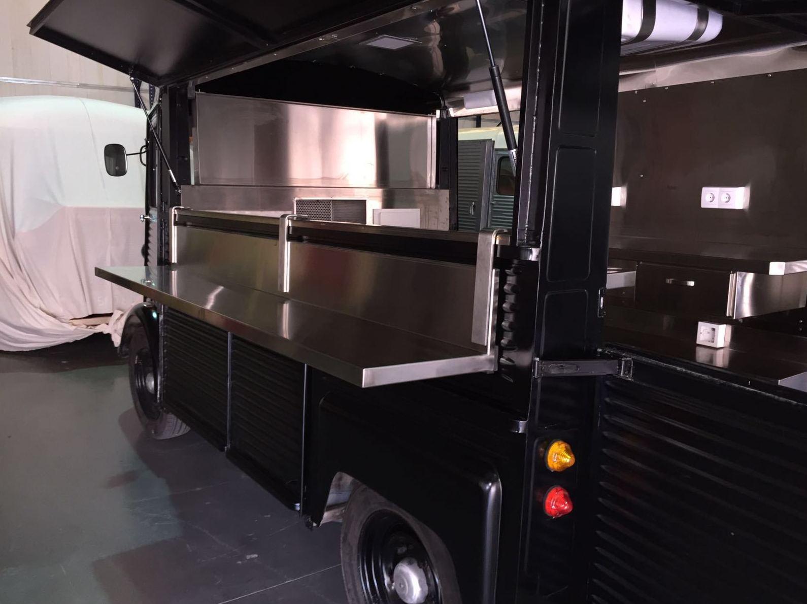 Alquiler food truck en Murcia