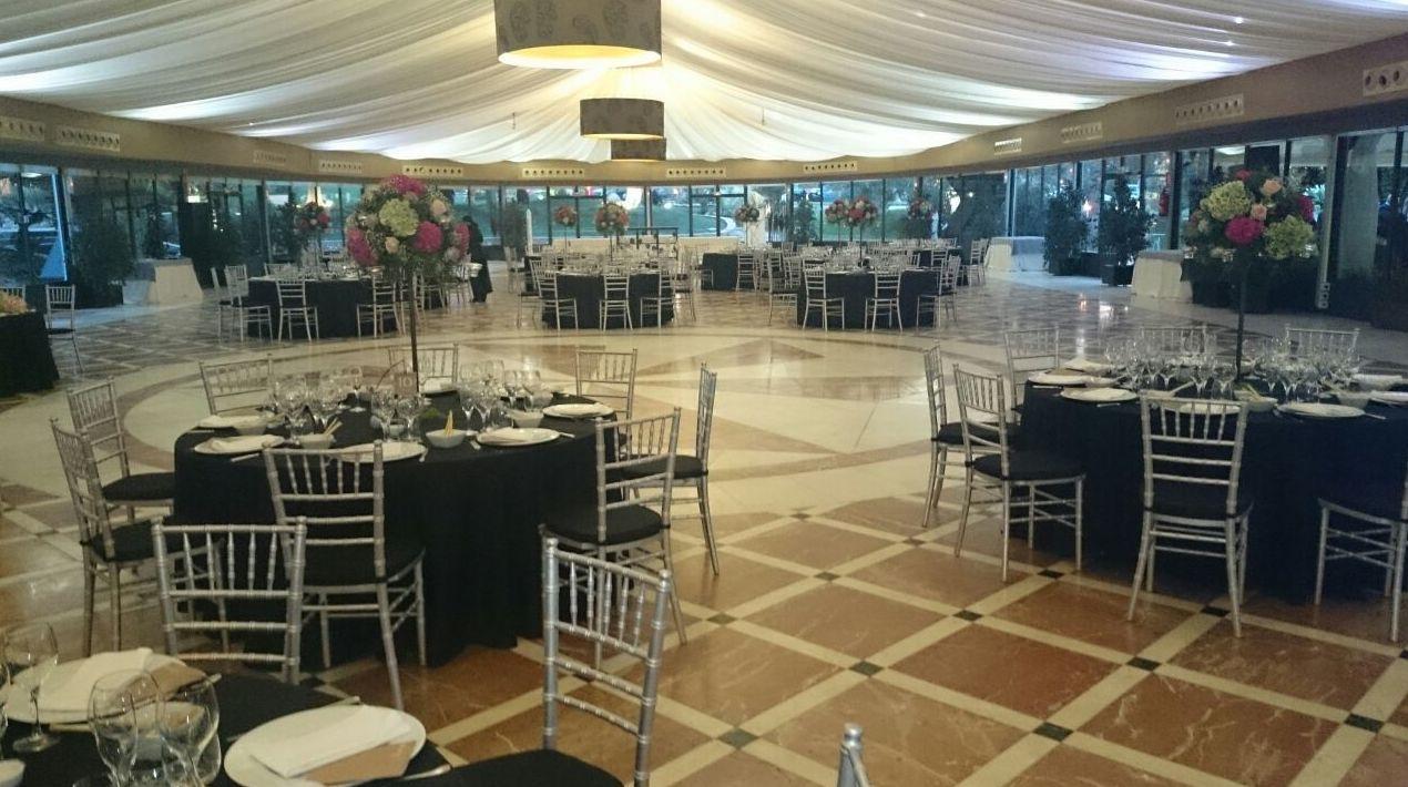 Decoración de espacios para celebrar tu evento