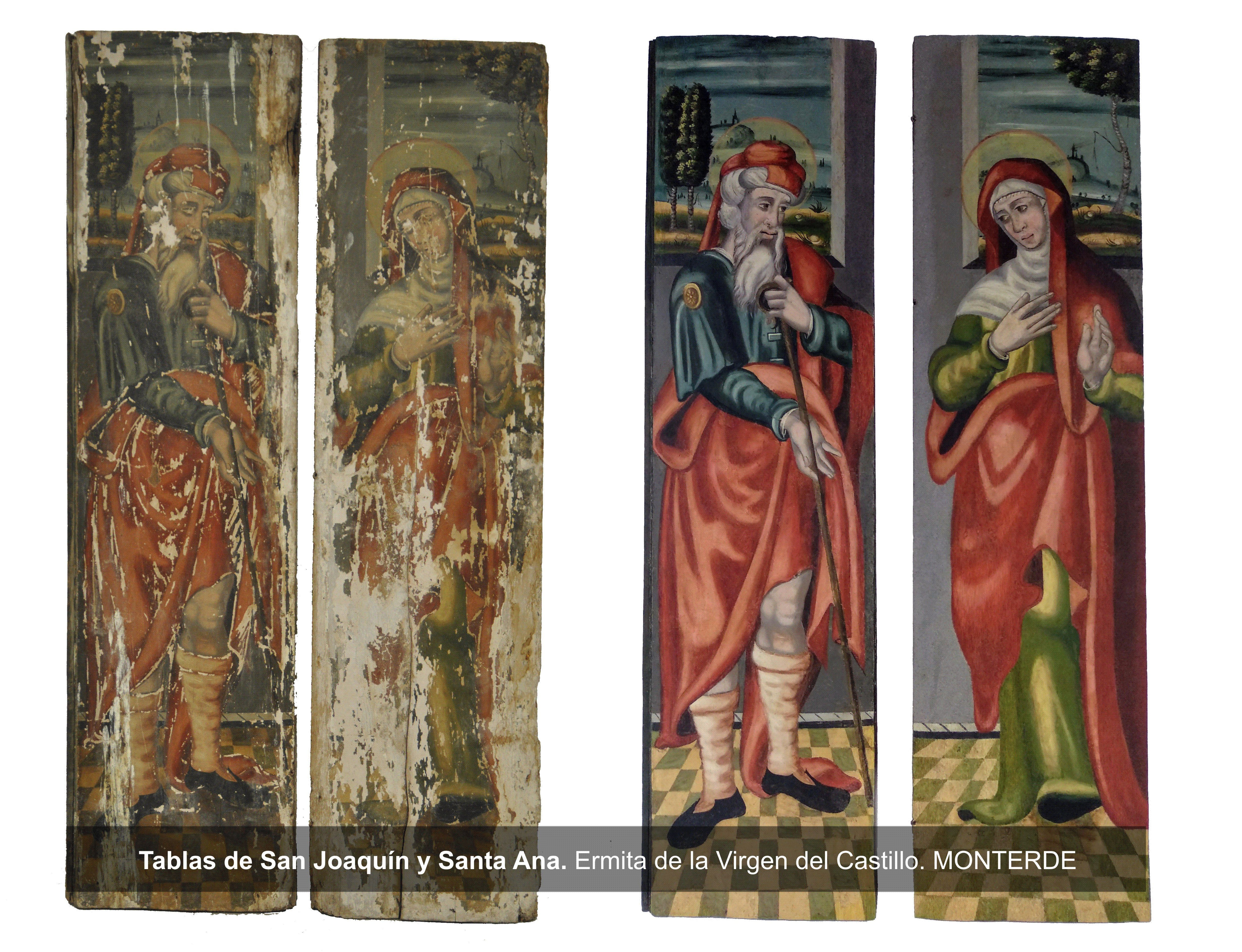 Conservación y Restauración del Patrimonio Artístico y Cultural