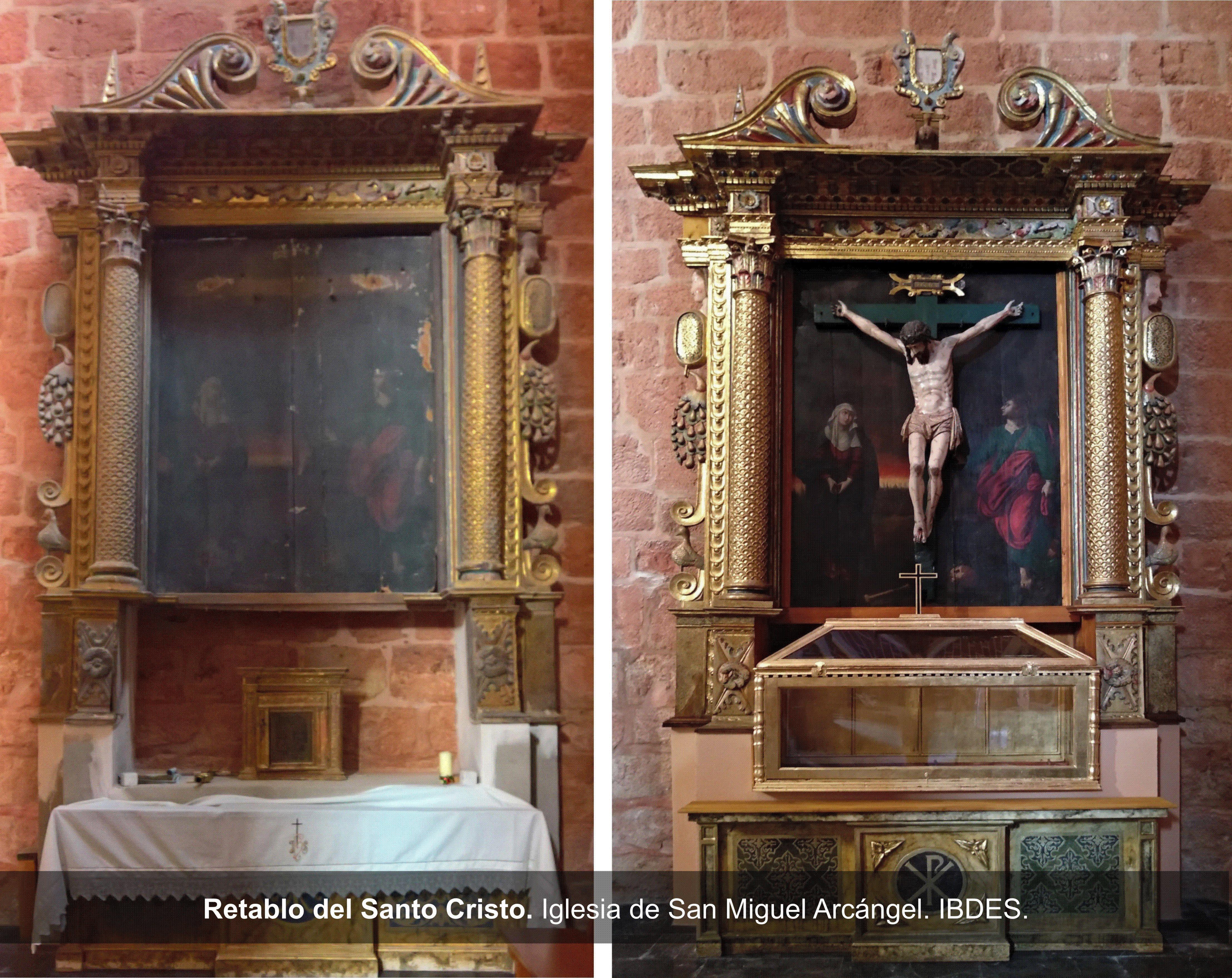 Estudio de arte y restauración en Zaragoza