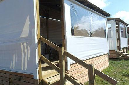 Toldos para protegerse de las ventanas de viento : Catálogo productos de Garikano Toldoak