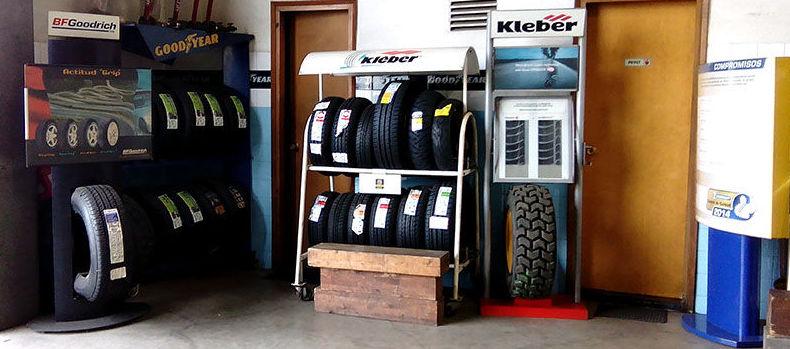 Foto 1 de Neumáticos en Reus | Pneumàtics Romero