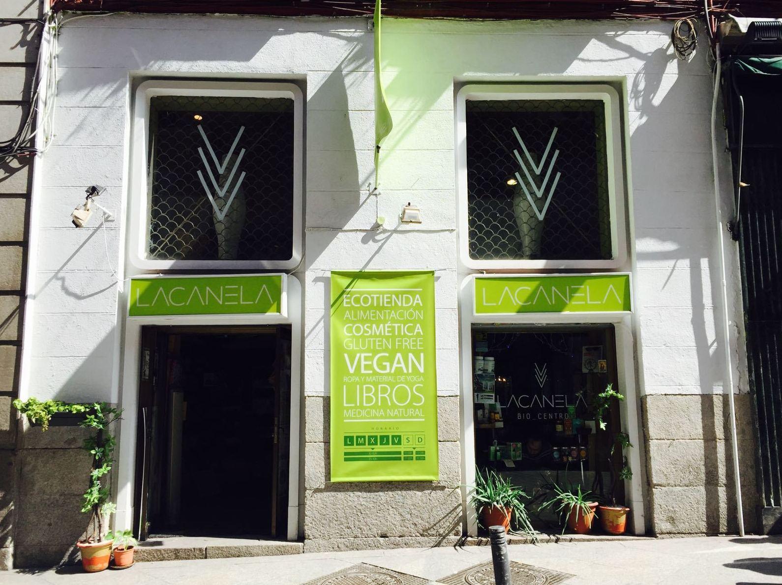 Alimentación BIO, vegan, gluten free