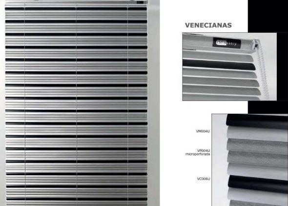 Cortinas Venecianas: Catálogo de Vaya Tela