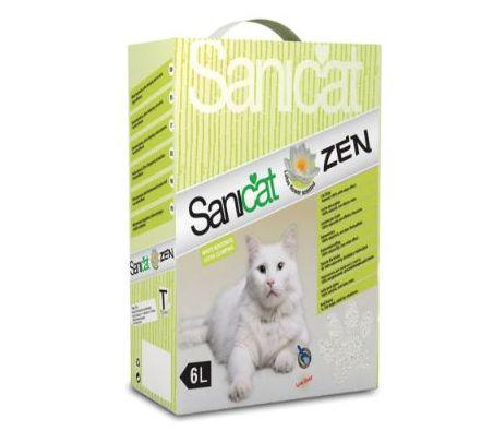 Arena para gatos Sanicat Zen
