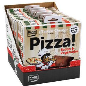 Pizza para perros