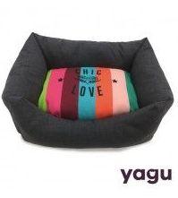 Yagu cuna para perros arcoiris Chic & love