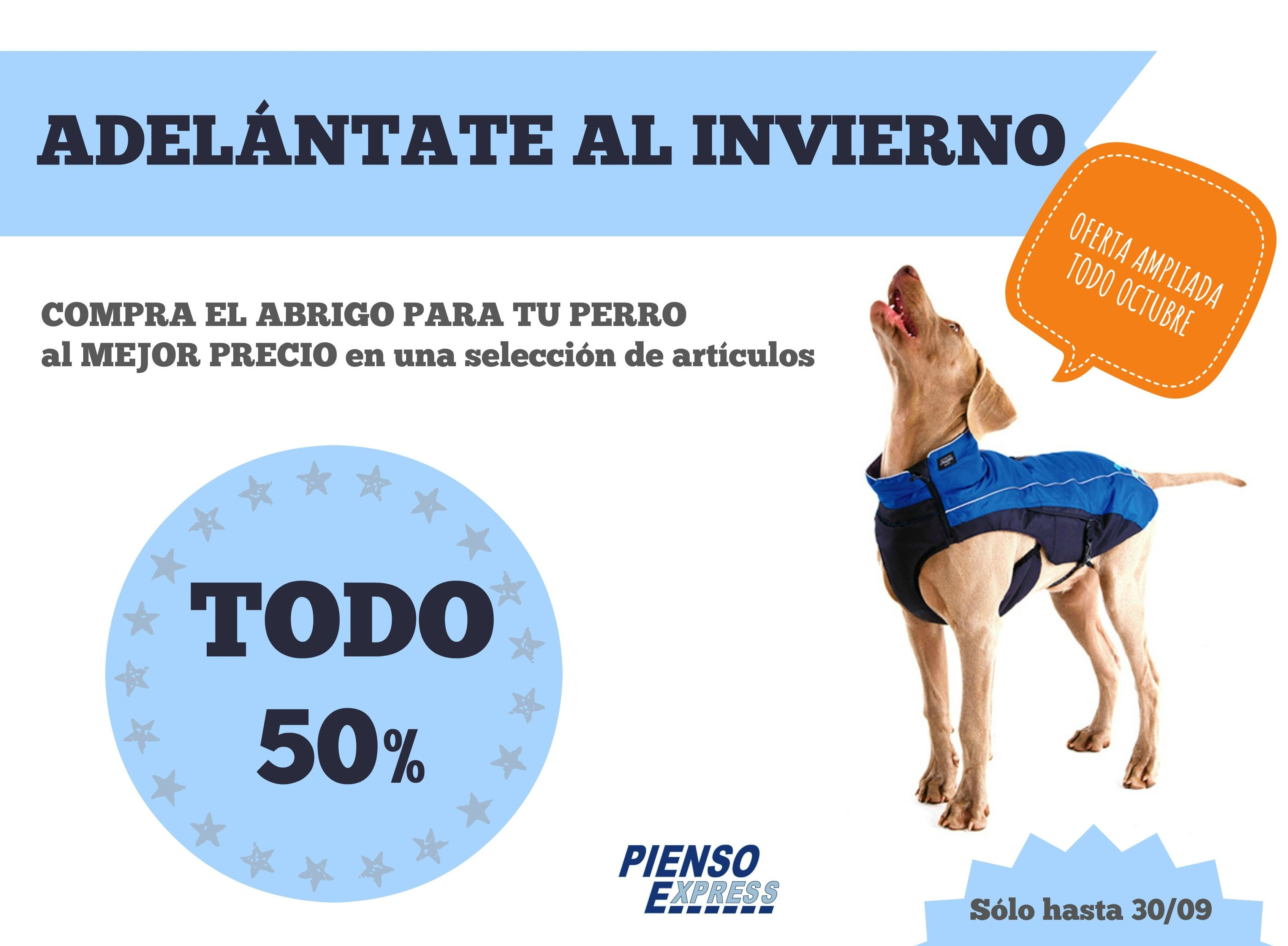 abrigos para perro baratos en madrid