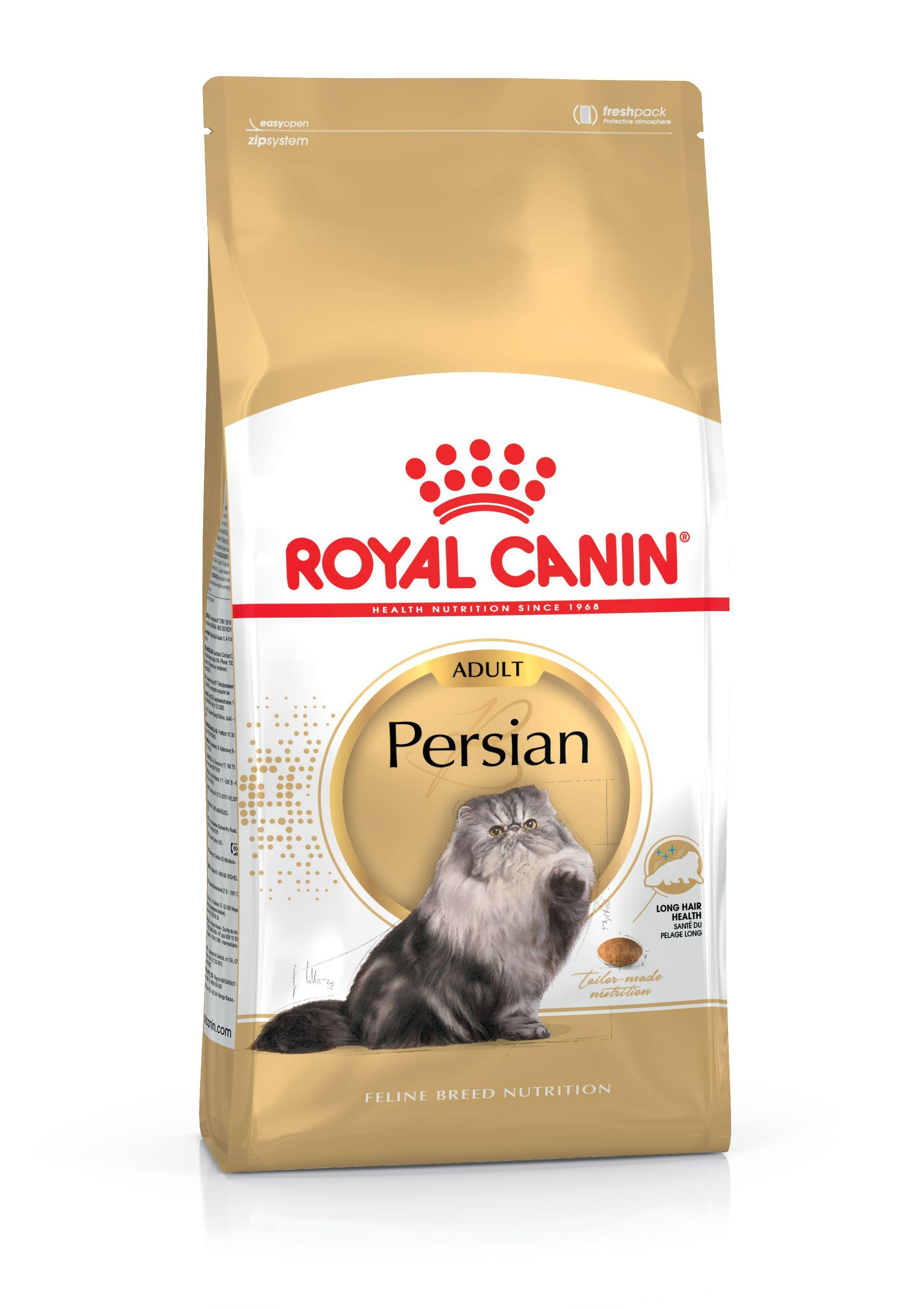 Pienso para mascotas Madrid envío a domicilio Royal Canin persa adulto gatos