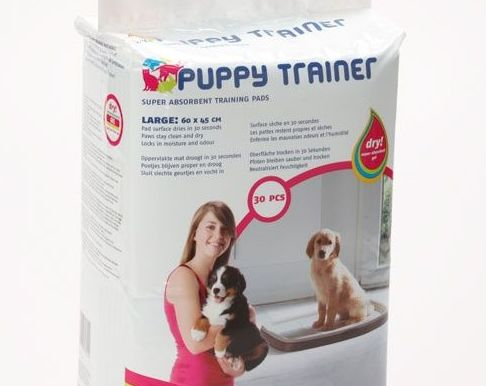 EMPAPADORES PUPPY TRAINER LARGE