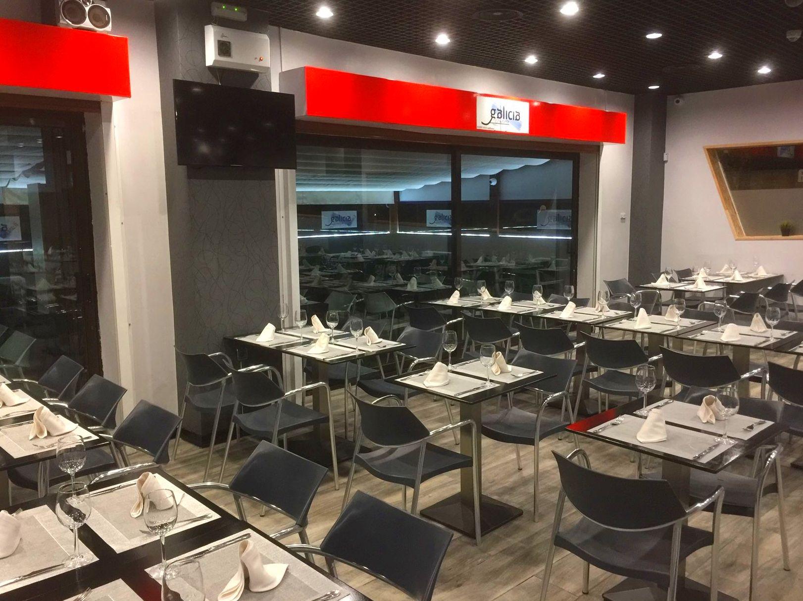 Foto 6 de Restaurante en Madrid | Restaurante Galicia Las Tablas