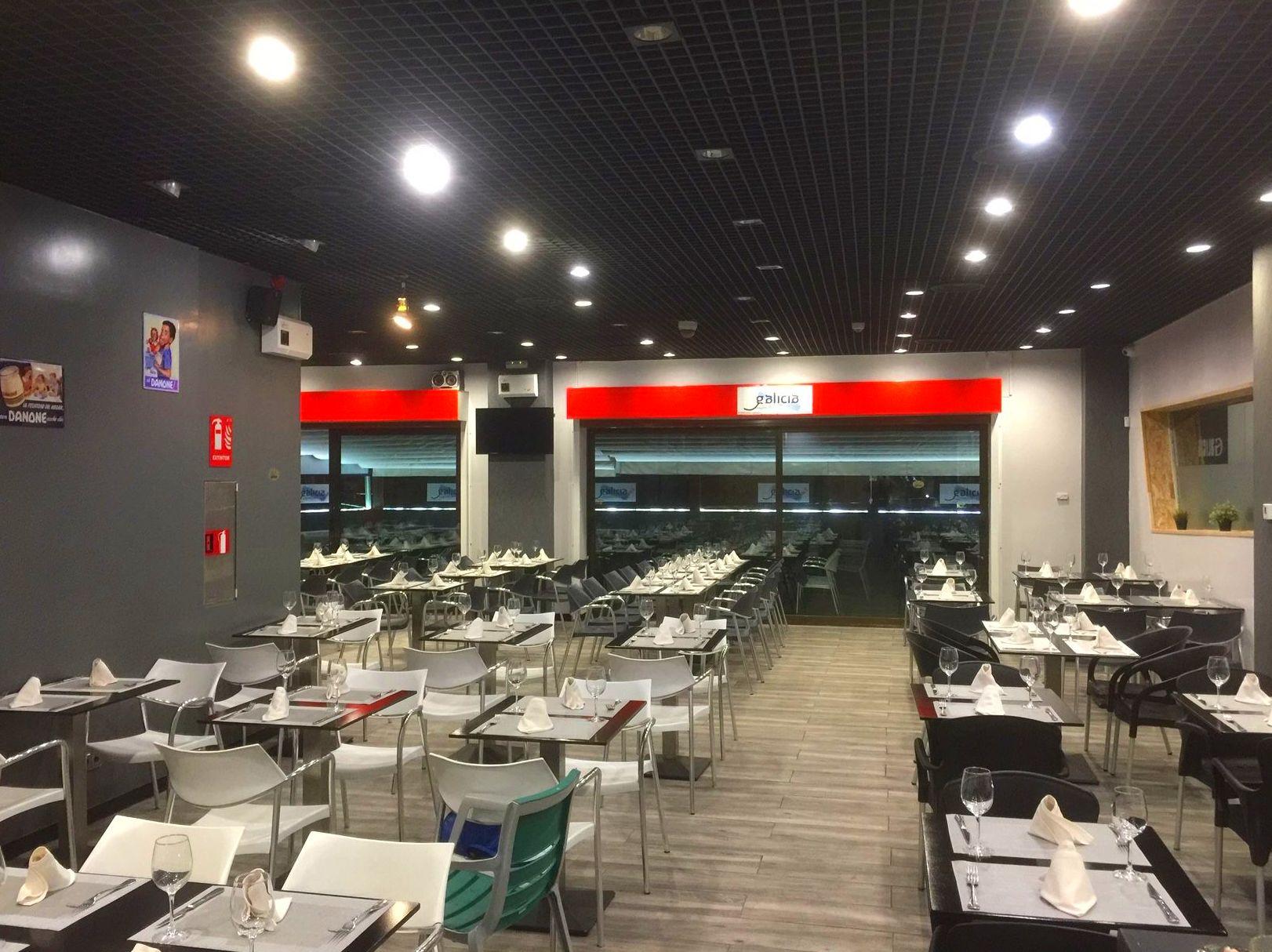 Foto 4 de Restaurante en Madrid | Restaurante Galicia Las Tablas