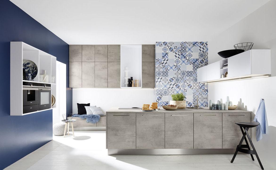 Diseño de muebles de estilo para cocina