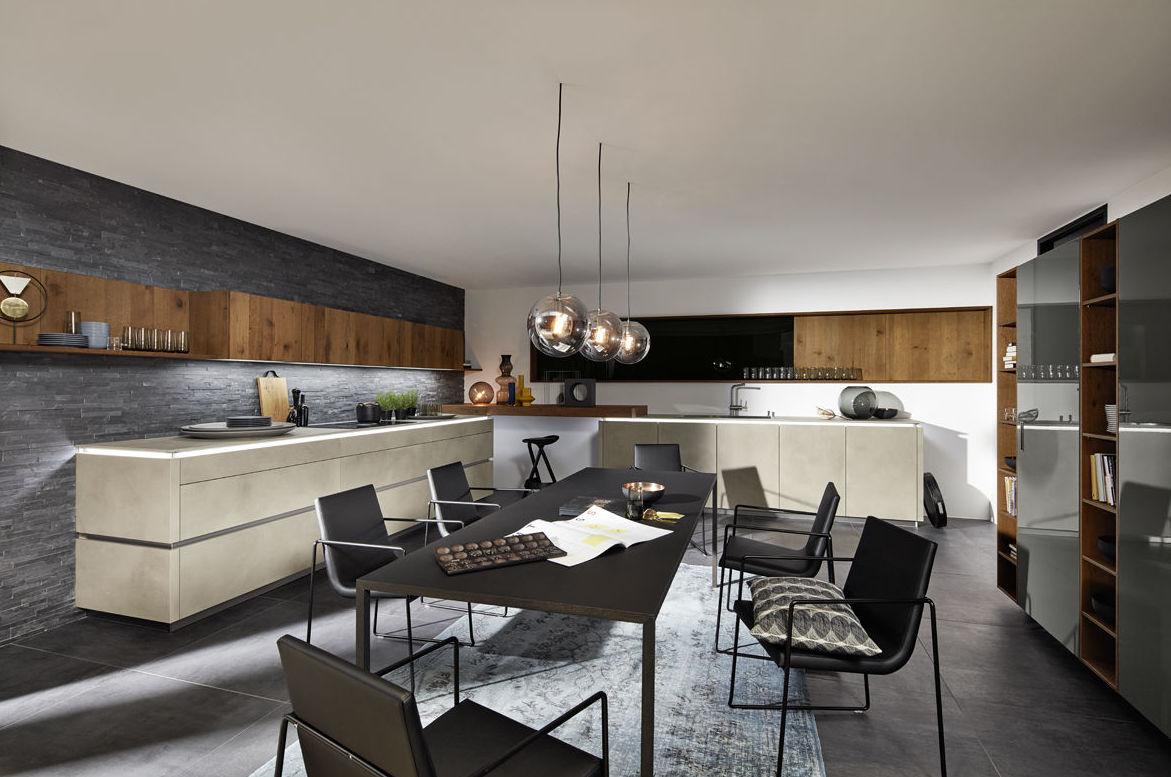 Diseño y estilo en muebles de cocina