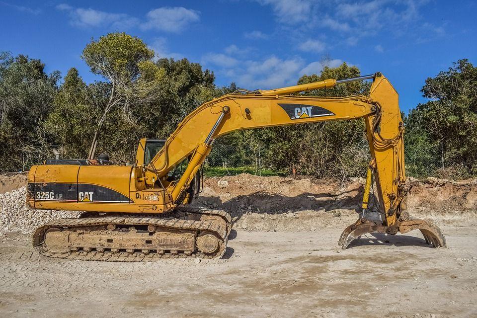 Preparación de terrenos: Servicios de Transportes J. D. Calvente