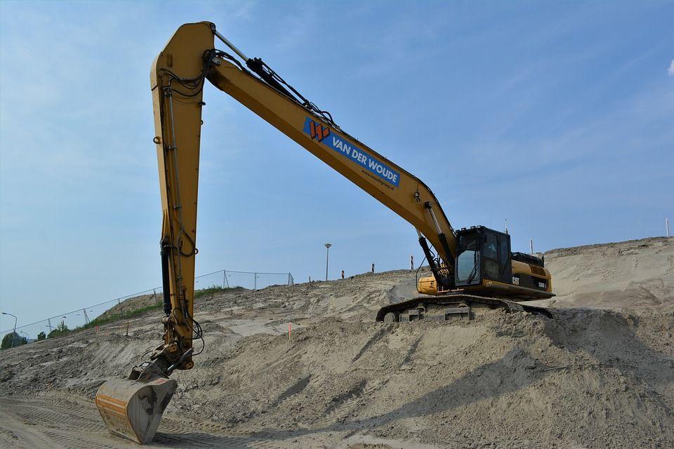 Excavaciones: Servicios de Transportes J. D. Calvente
