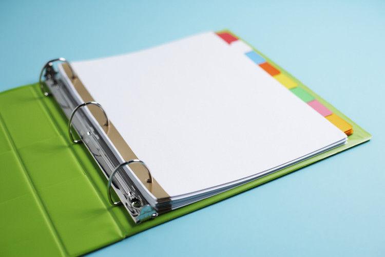 Libretas, cuadernos, carpetas...