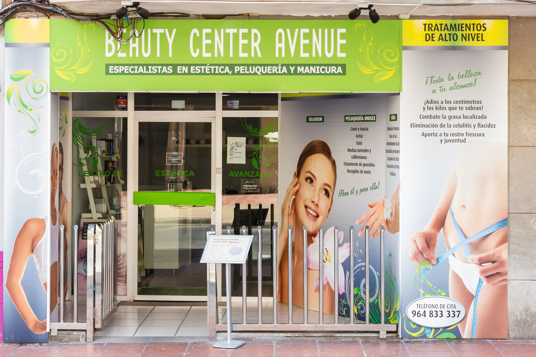 Foto 5 de Centros de estética y peluquería en Vall de Uxó | Beauty Center Avenue
