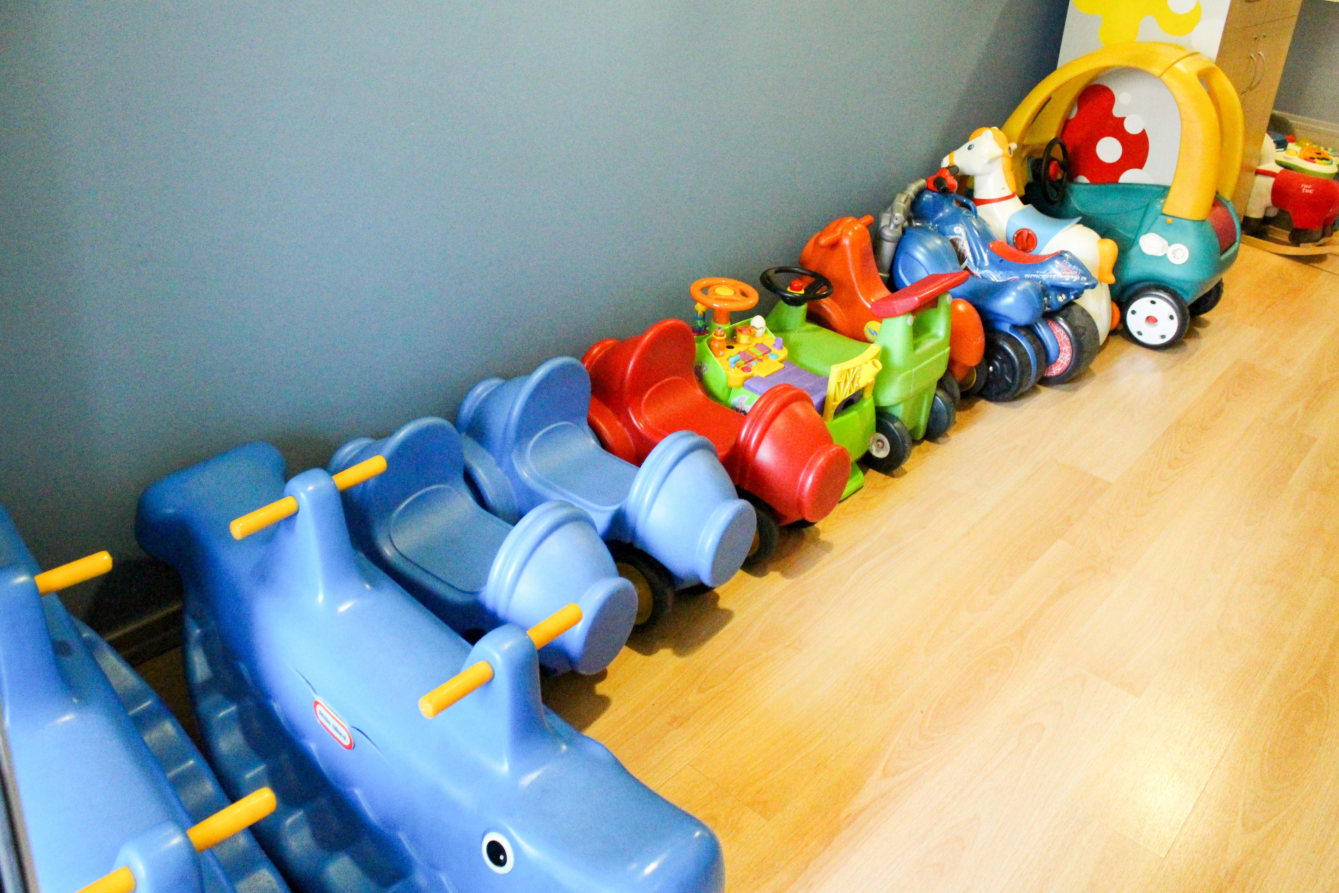 Foto 3 de Escuela infantil en Madrid | Pequeñecos Parque Norte