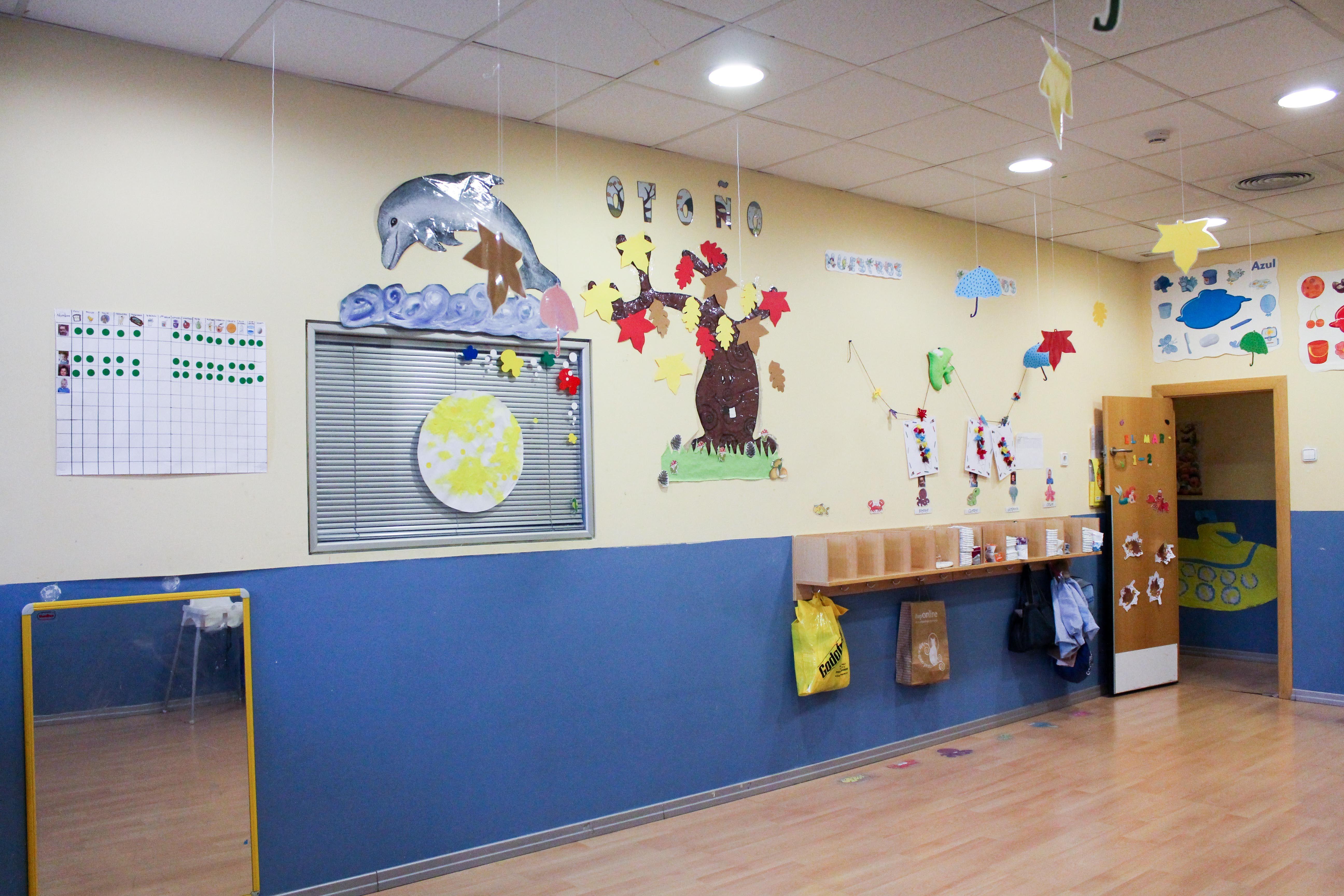 Foto 1 de Escuela infantil en Madrid | Pequeñecos Parque Norte