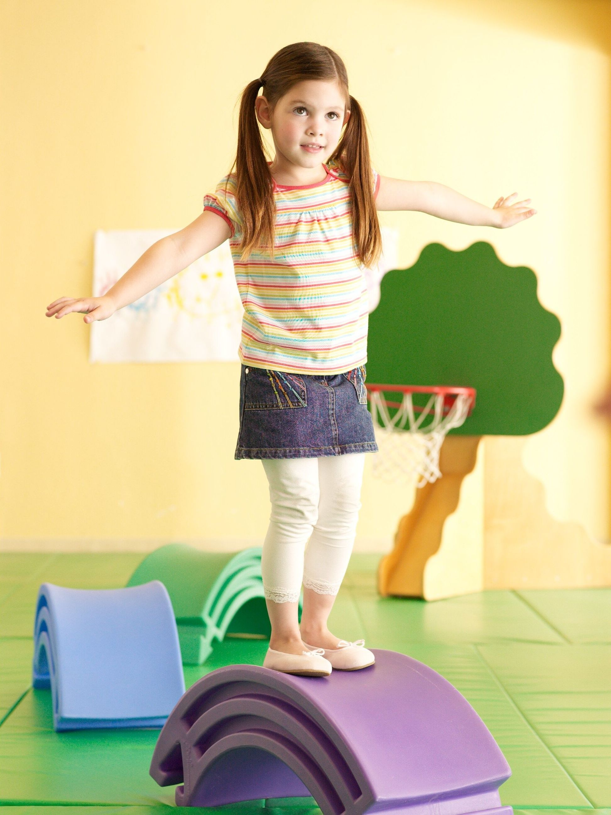 Yoga Kids & Fitness Fun: Actividades de Gymboree Play & Music Sant Feliu