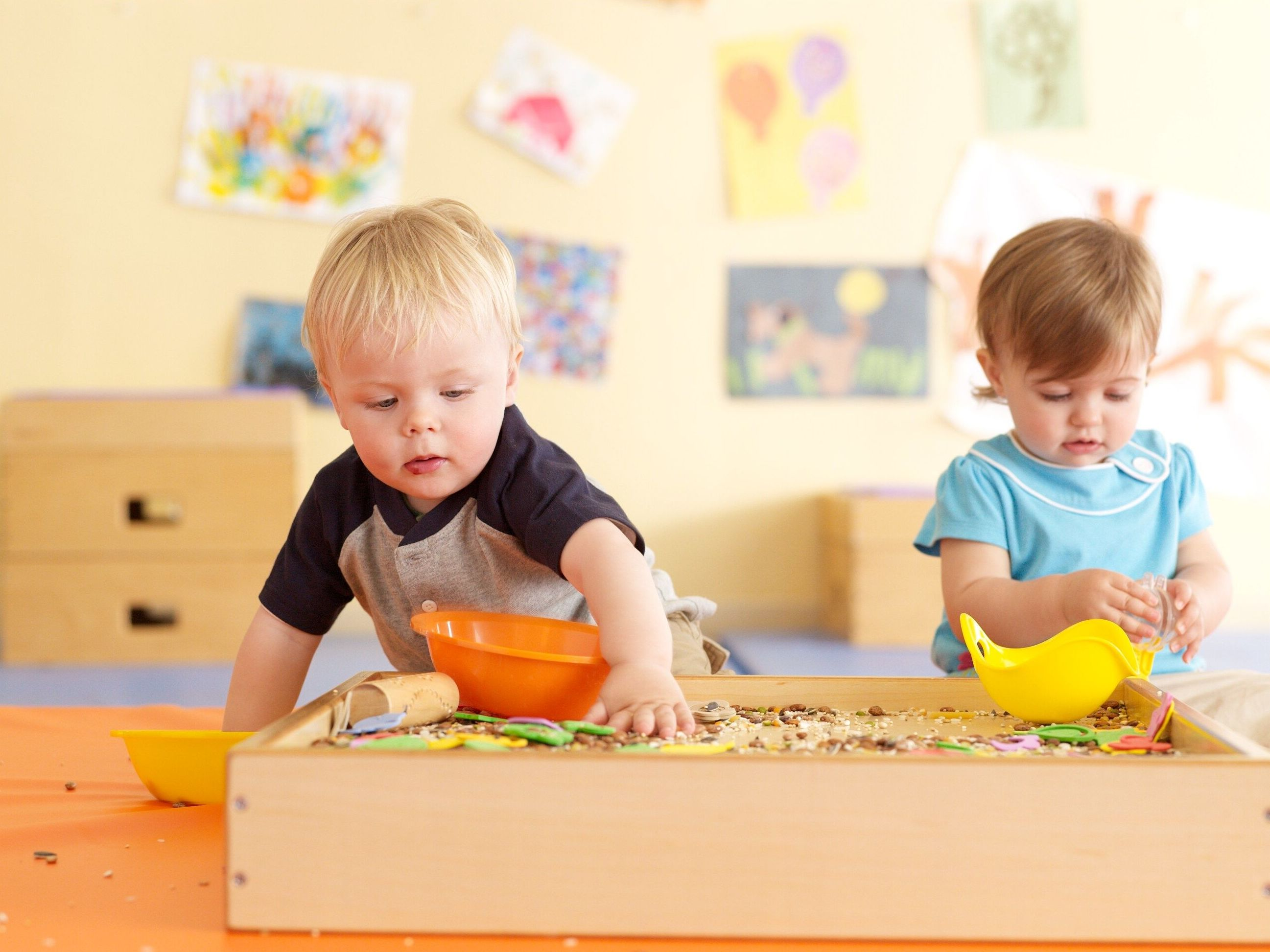 Preschool Steps: Actividades de Gymboree Play & Music Sant Feliu