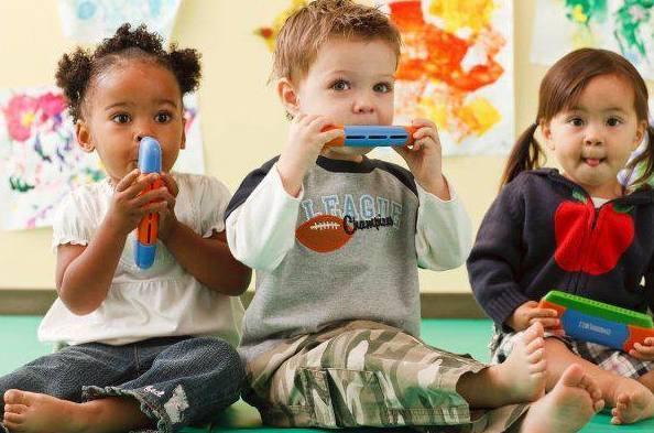 Preschool Steps: Activities de Gymboree Play & Music Sant Feliu
