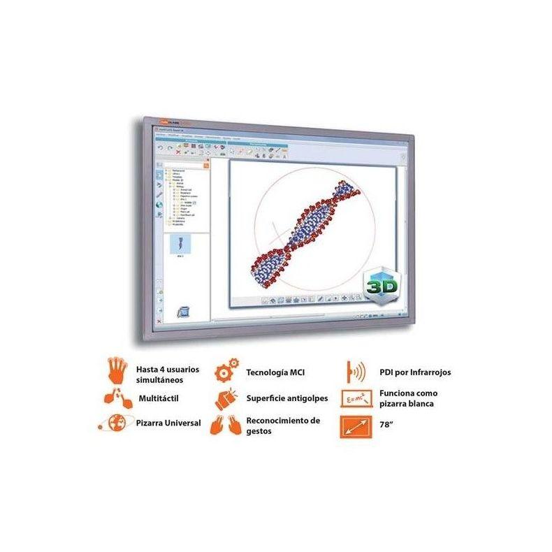 Pizarra Digital multiCLASS MCI780