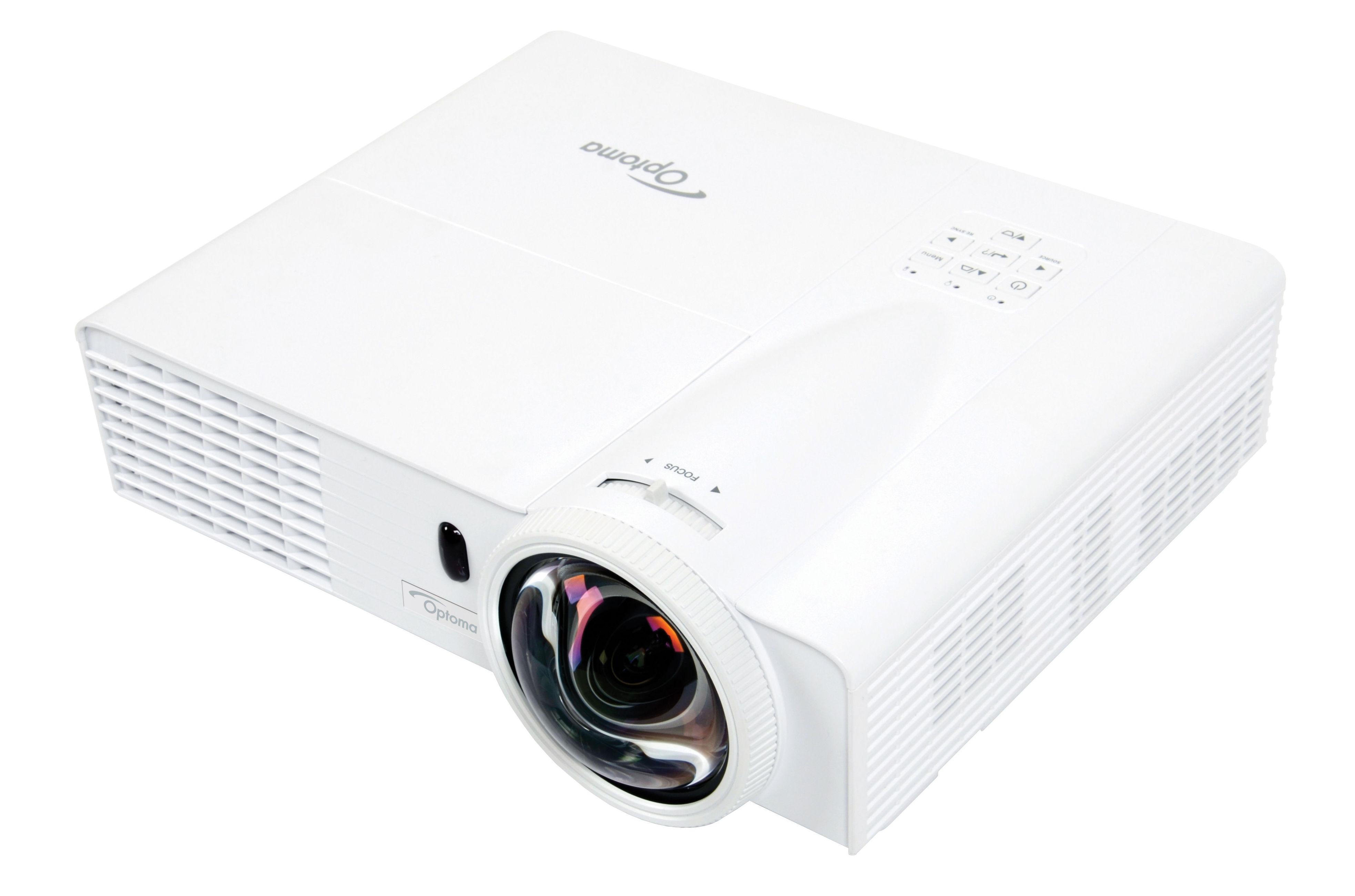 Proyector Optoma X305ST de tiro corto
