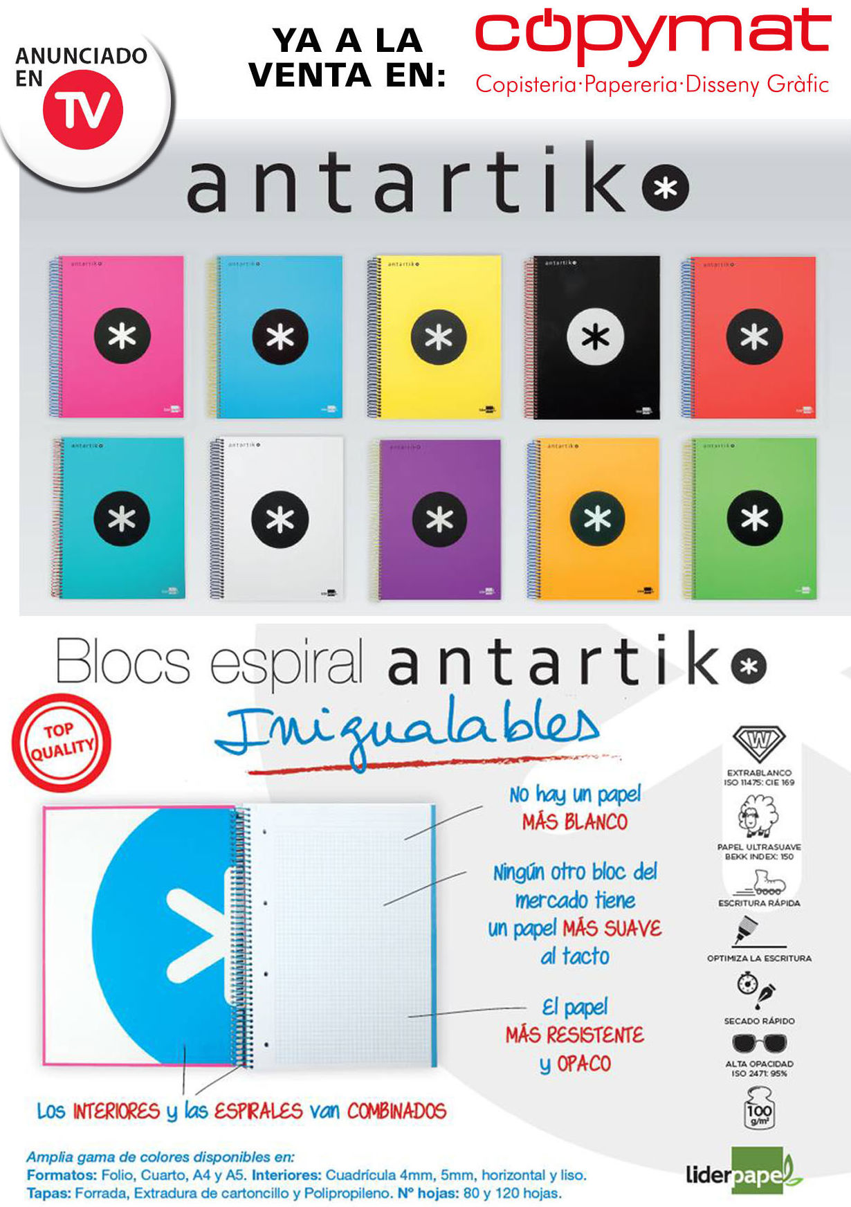 distribuidor antartik