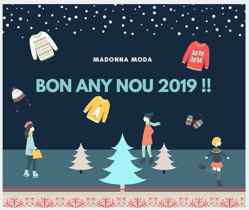 Bon any nou 2019