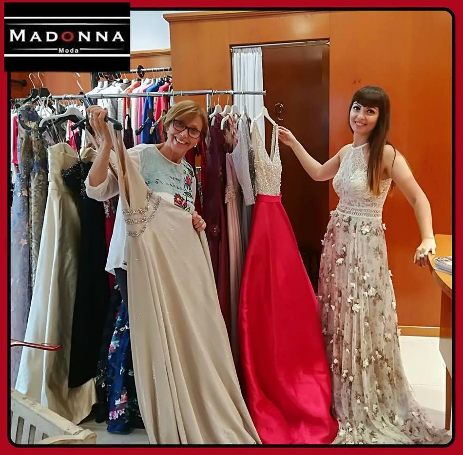 L'Anna Karapetian visita Madonna Moda