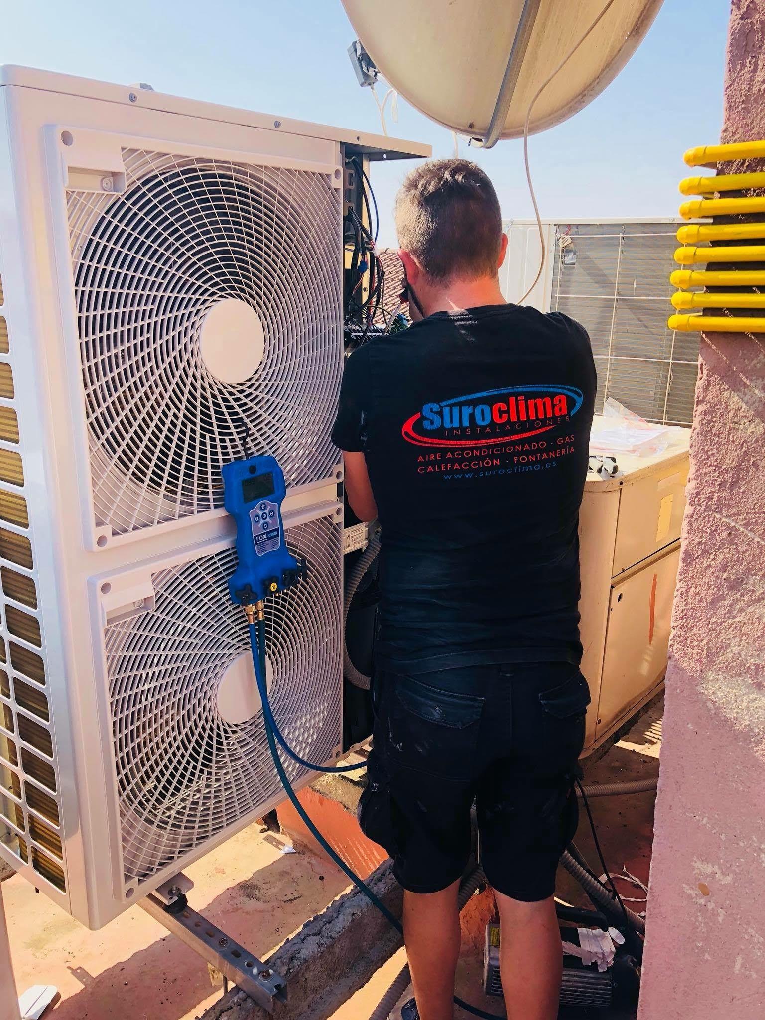 Empresas aire acondicionado Badajoz