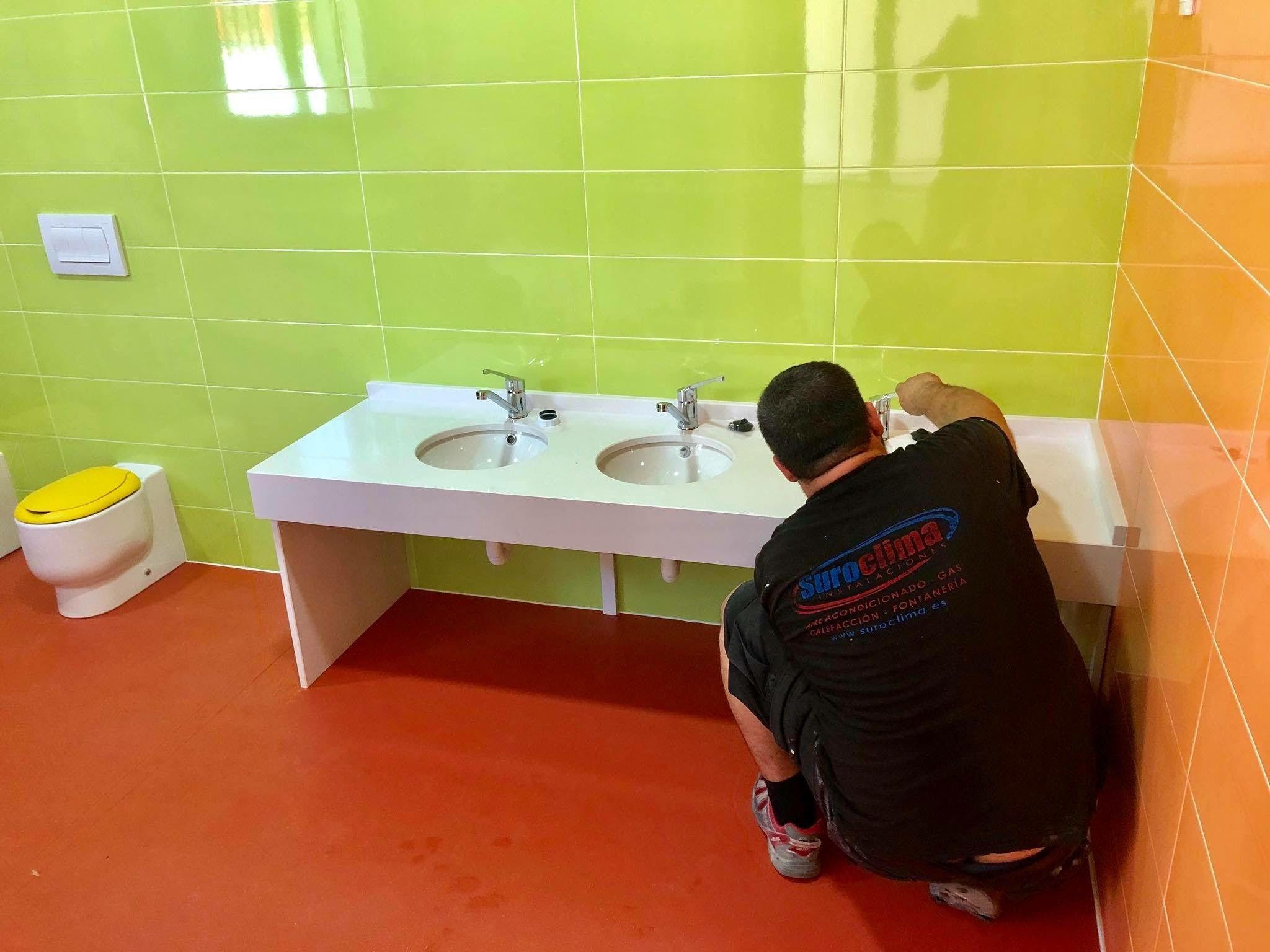 Instalaciones de fontanería en Badajoz