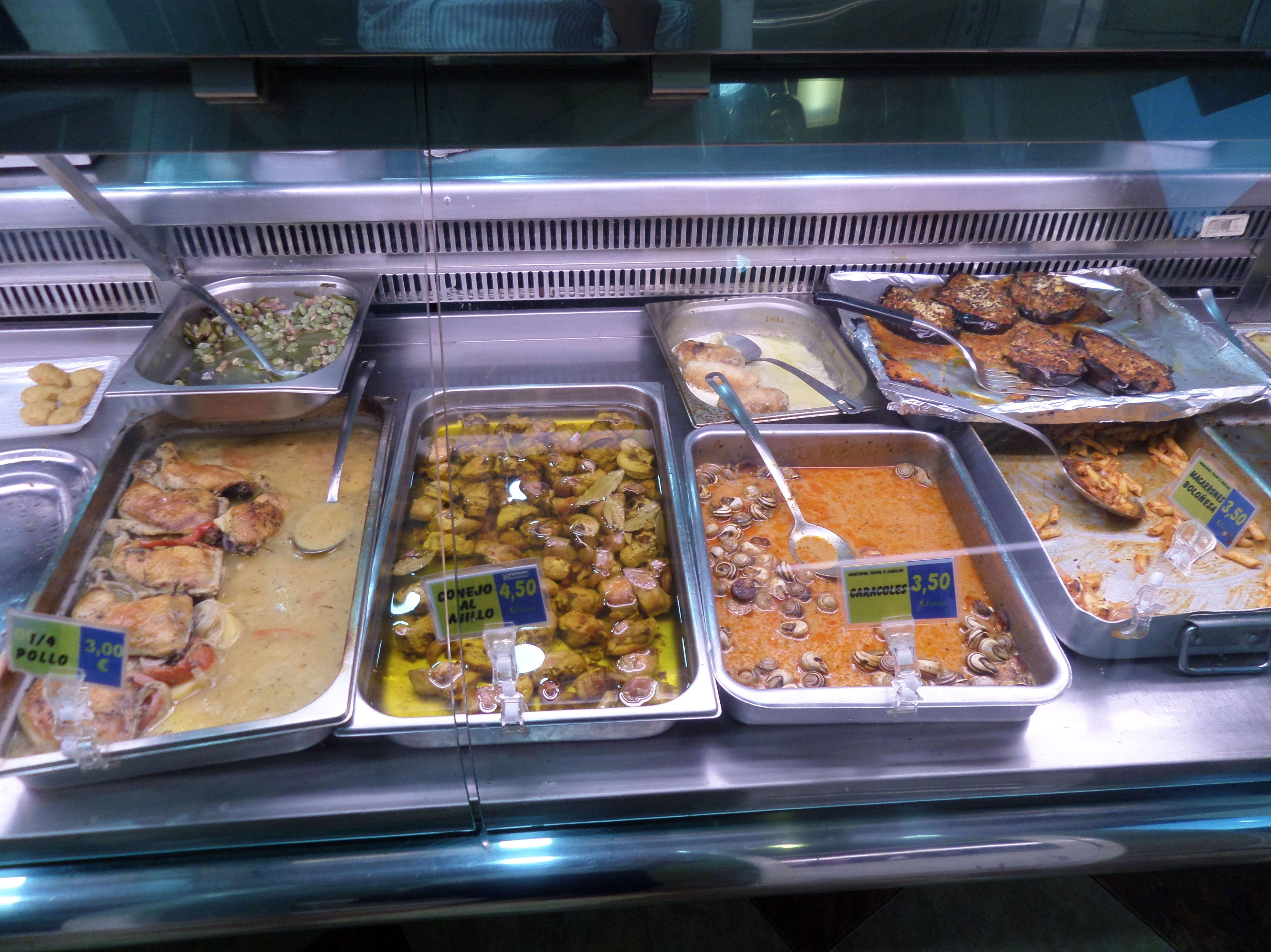 Foto 58 de comida para llevar en valencia comidas garrido - Cocina casera a domicilio ...