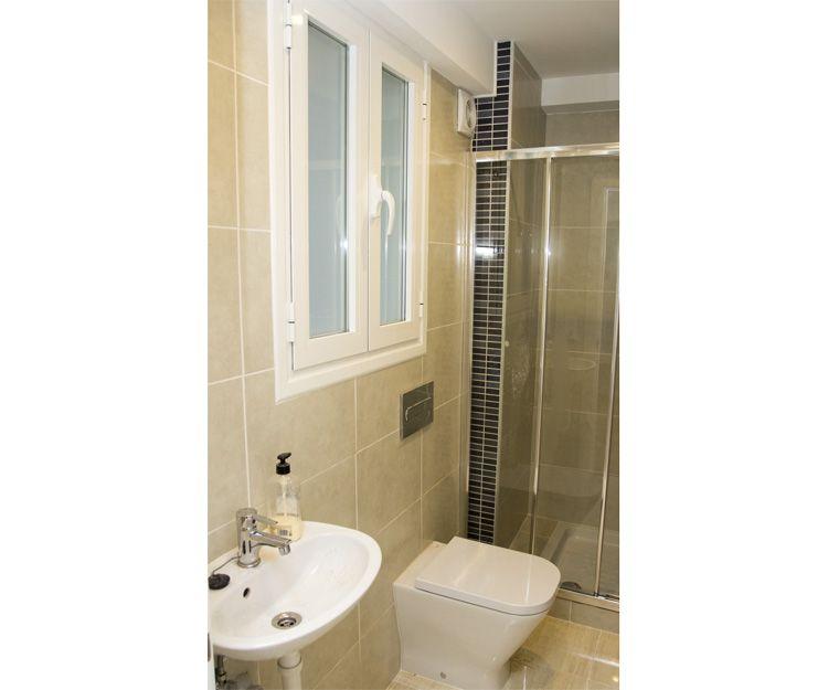 Cambio de bañera por plato de ducha en Vitoria
