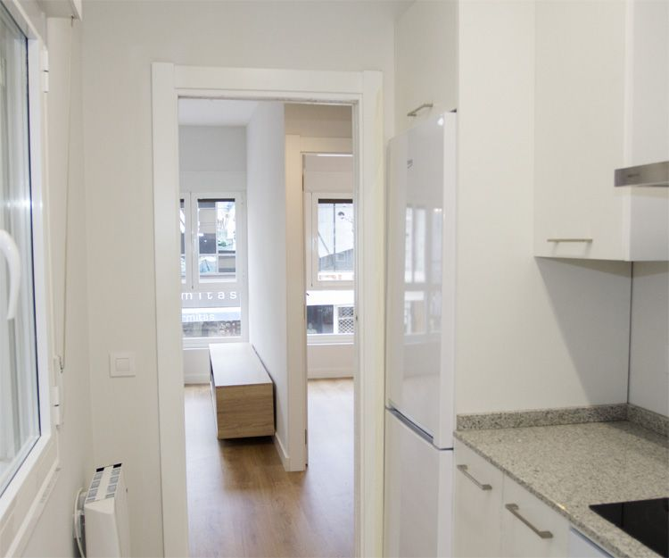 Reforma integral de viviendas en Vitoria