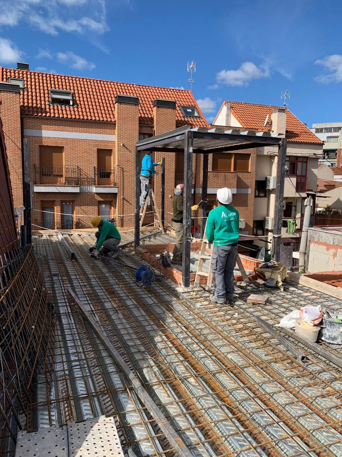 Foto 9 de Albañilería y reformas en Madrid | Alfucar