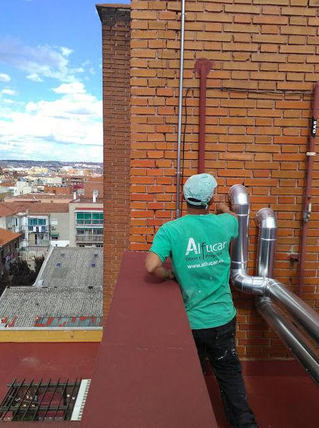 Foto 67 de Albañilería y reformas en Madrid | Alfucar
