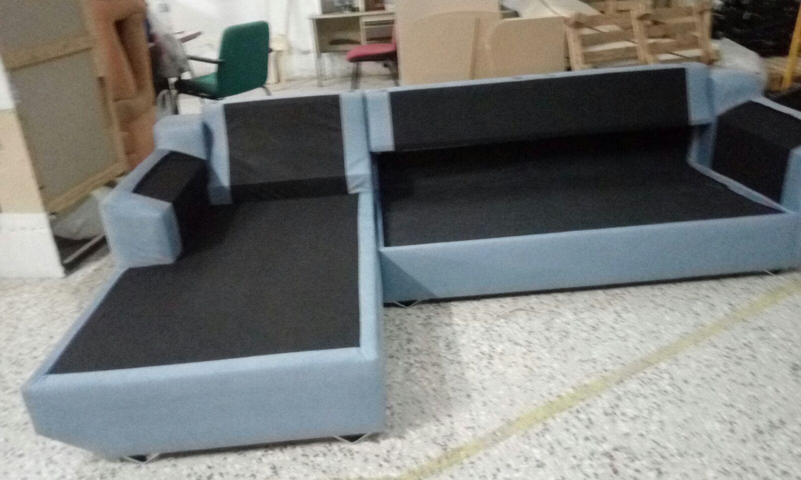 Diversos modelos y medidas de sofás en Terrassa
