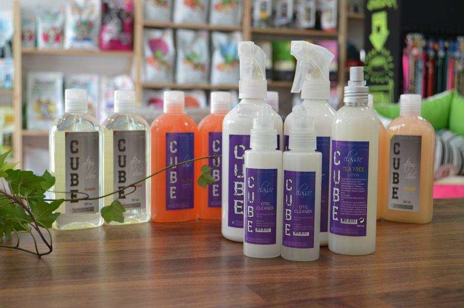 Productos de higiene para mascotas en Terrassa