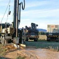 Limpieza y mantenimiento de pozos.: Servicios de Perforaciones La Ibense