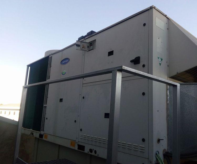 Reparación de máquinas de frío industrial en Mérida