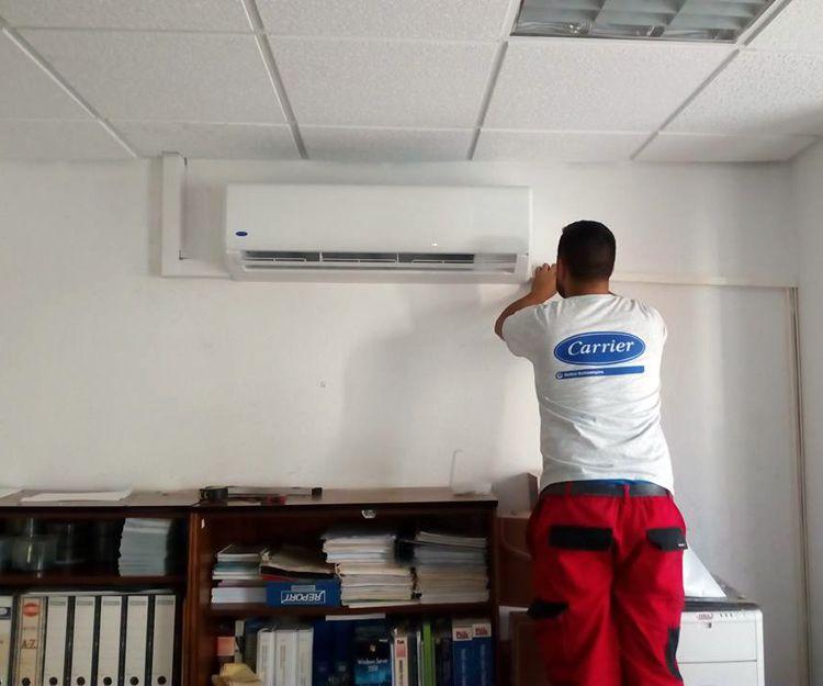 Instalación y reparación de aire acondicionado en Mérida