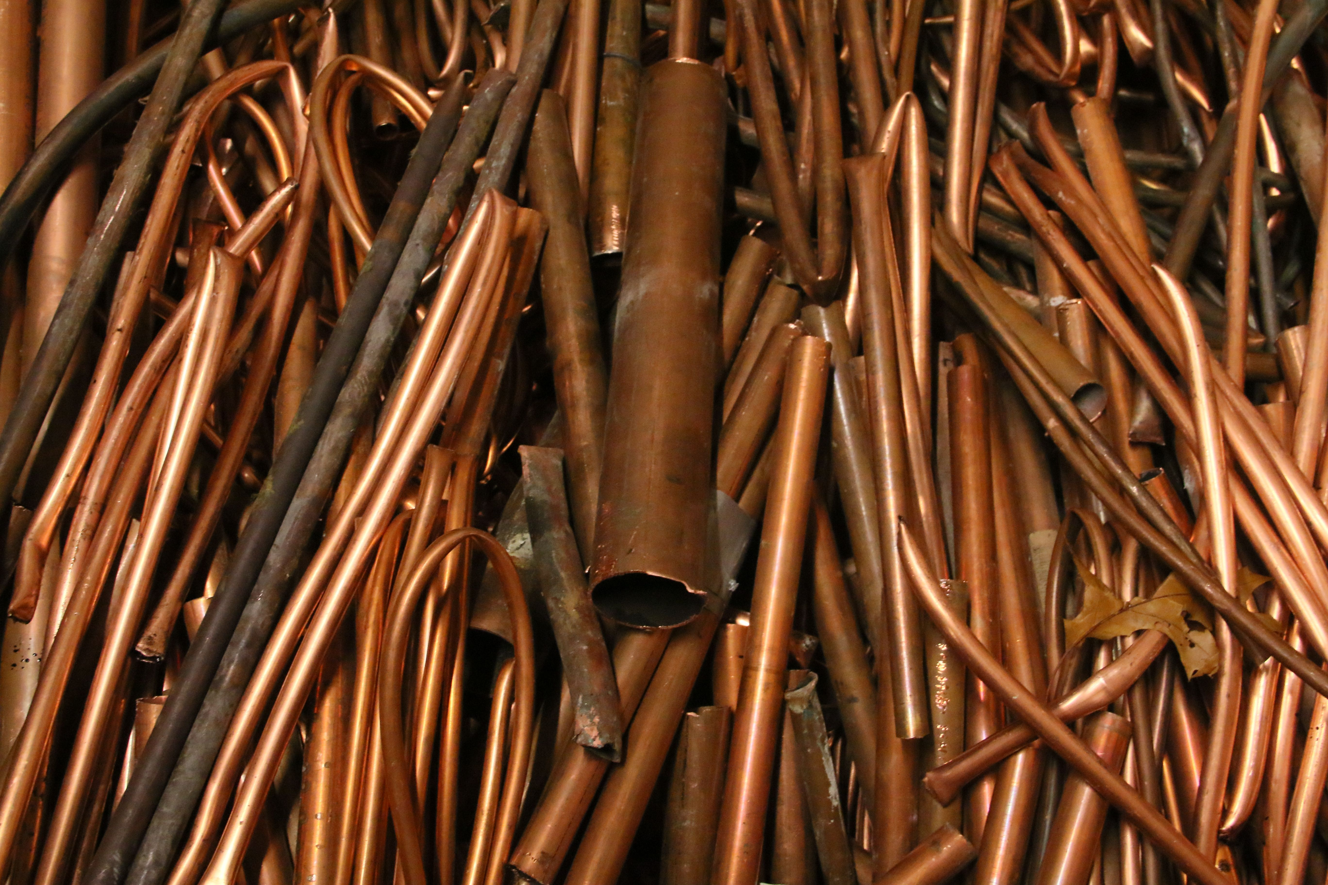 Recuperación de hierros y metales en Alcázar de San Juan
