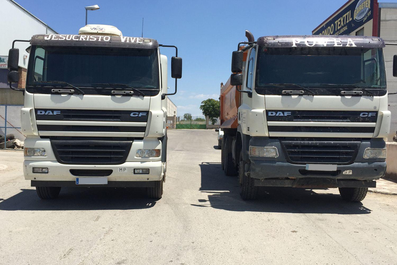Empresa de transporte en Jaén