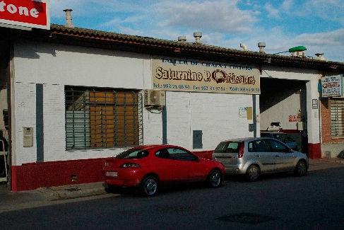 Chapa y Pintura Oñate en Málaga