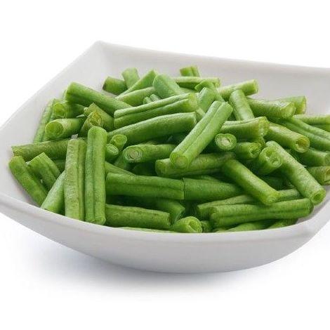 Judía verde congelada