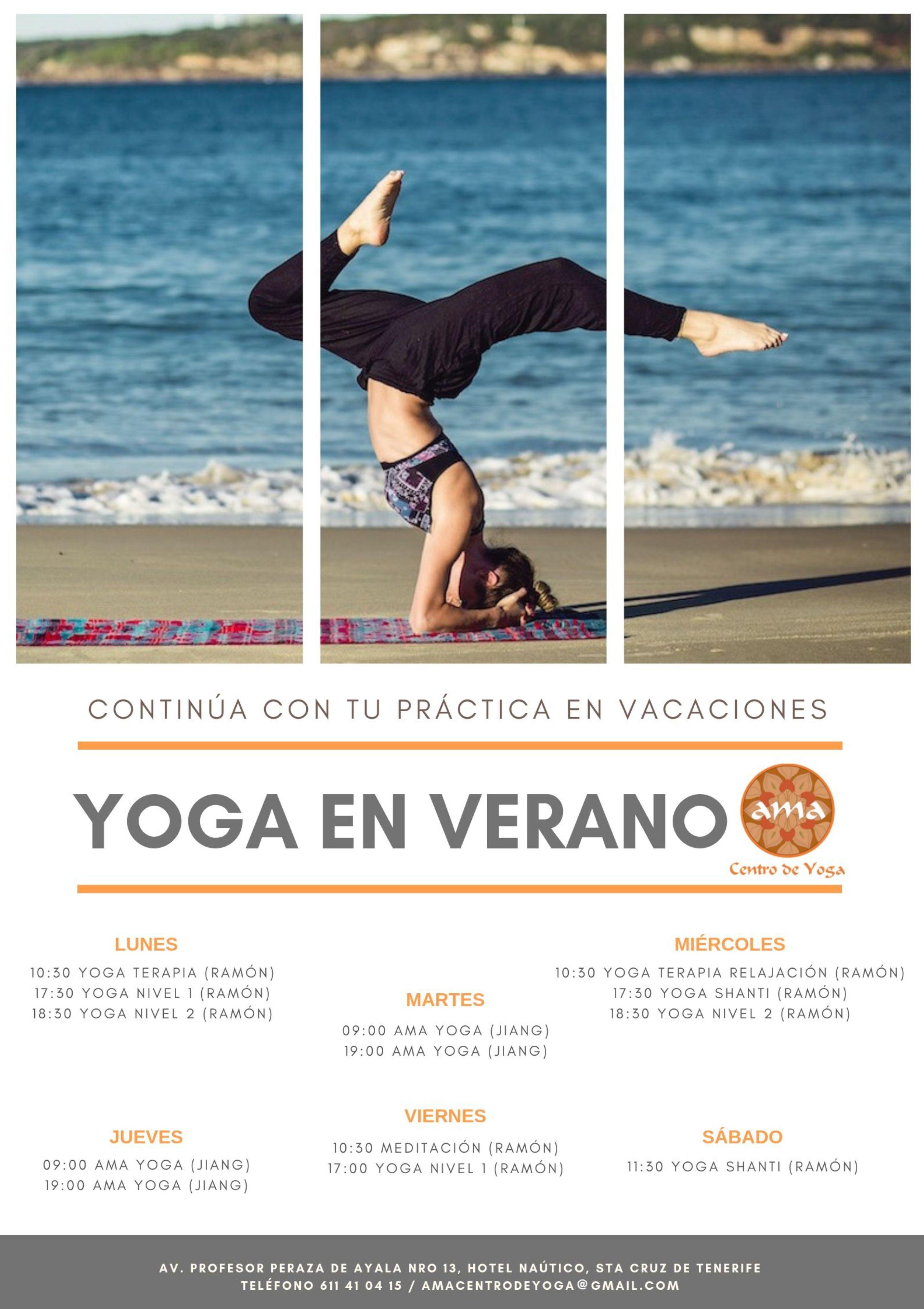 Ama Centro de Yoga en Tenerife